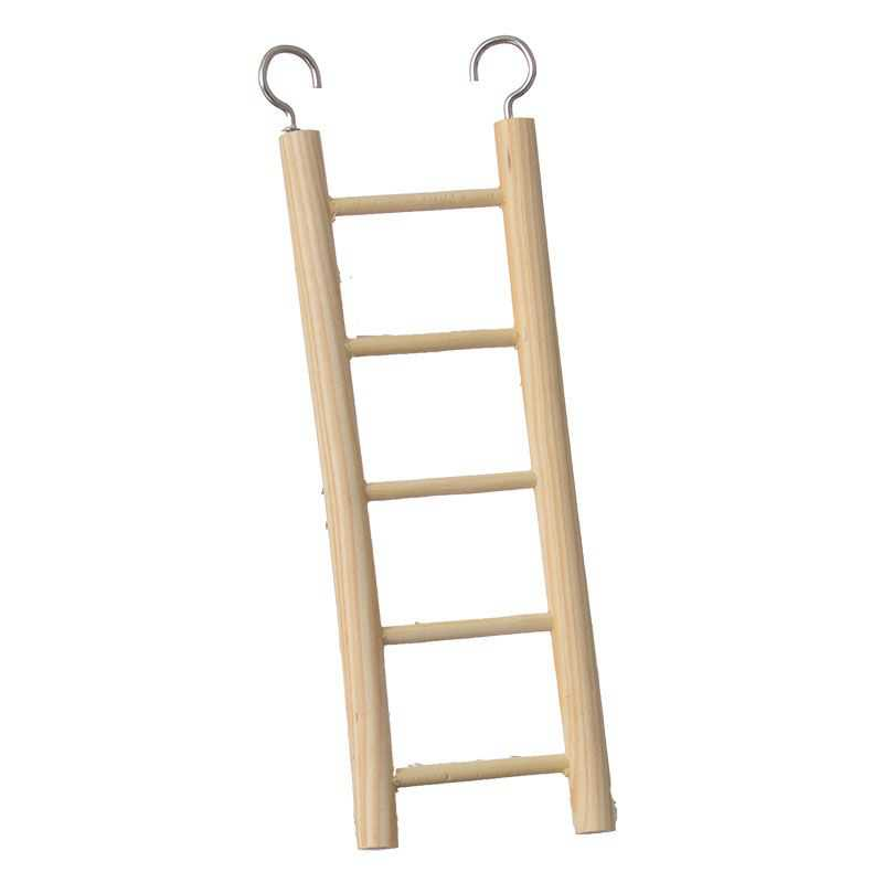 Prevue Birdie Basics Ladder 5 Rung Ladder - Pack of 3