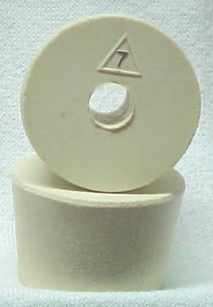 #7 Stopper for 5 Gallon Carboy (Qty. 3)