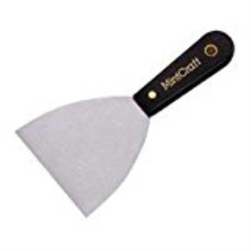 Mintcraft 01090 Drywall Joint Knife, 5 in W, High Carbon Steel Nylon