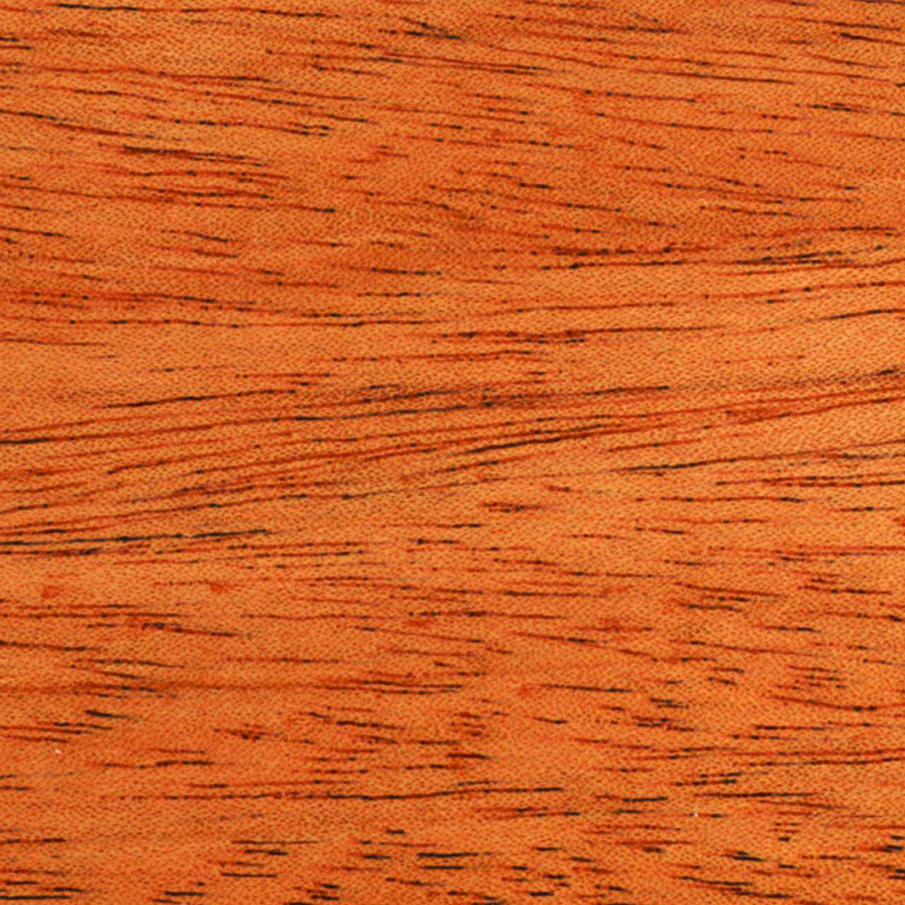 Single Slat of African Mahogany 1/4' x 1-1/2' x 16'