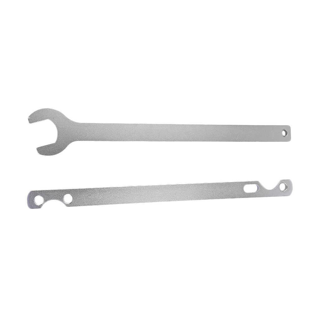 2pcs Tool Kit For BMW Fan Clutch Nut 32mm Wrench and Water Pump Holder
