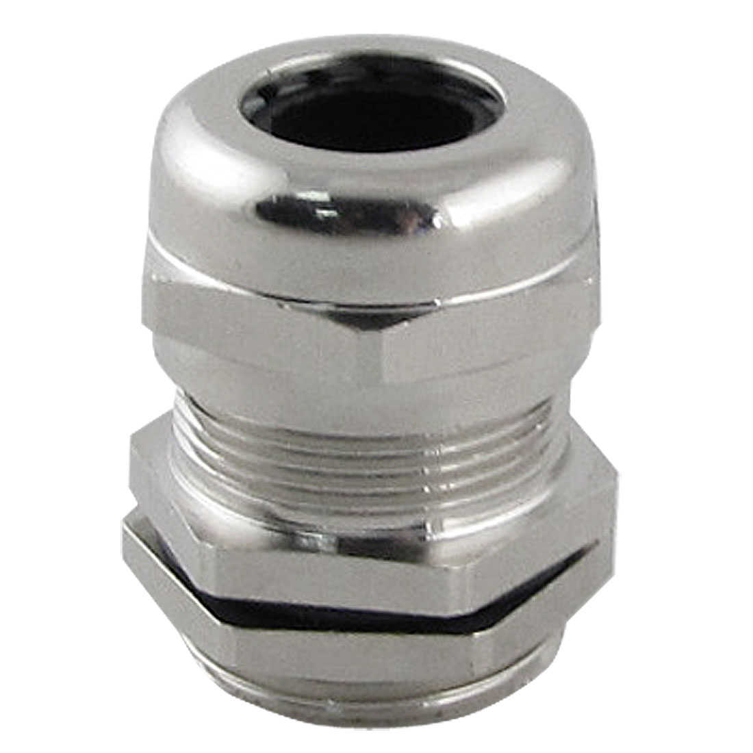 Unique Bargains M20 20mm Thread OD Cable Gland Connector 6.0-12.0mm w Locknut