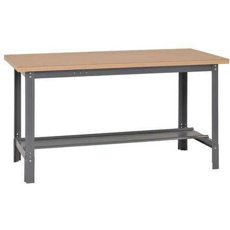 EDSAL UBM6030 Workbench,60Wx30Dx29 to 34 in. H