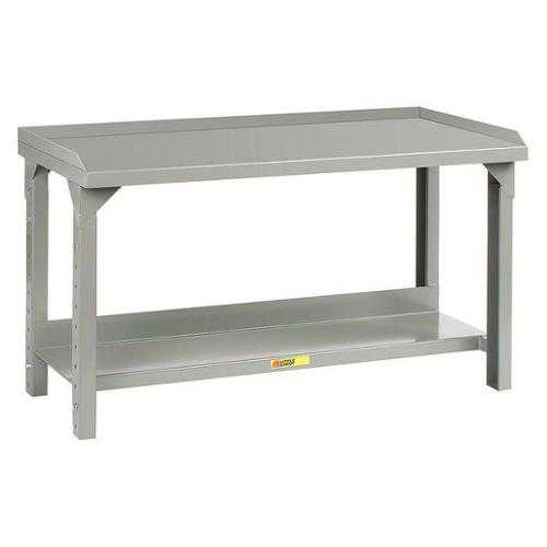 LITTLE GIANT WSL2-3672-AH Workbench,Steel,72' W,36' D G2205771