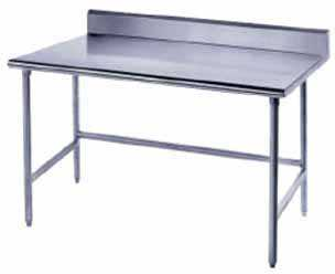 Advance Tabco Work Table 36' x 30' Wide - TKLG-303