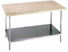 Advance Tabco Work Table 36' x 36' Wide - H2S-363