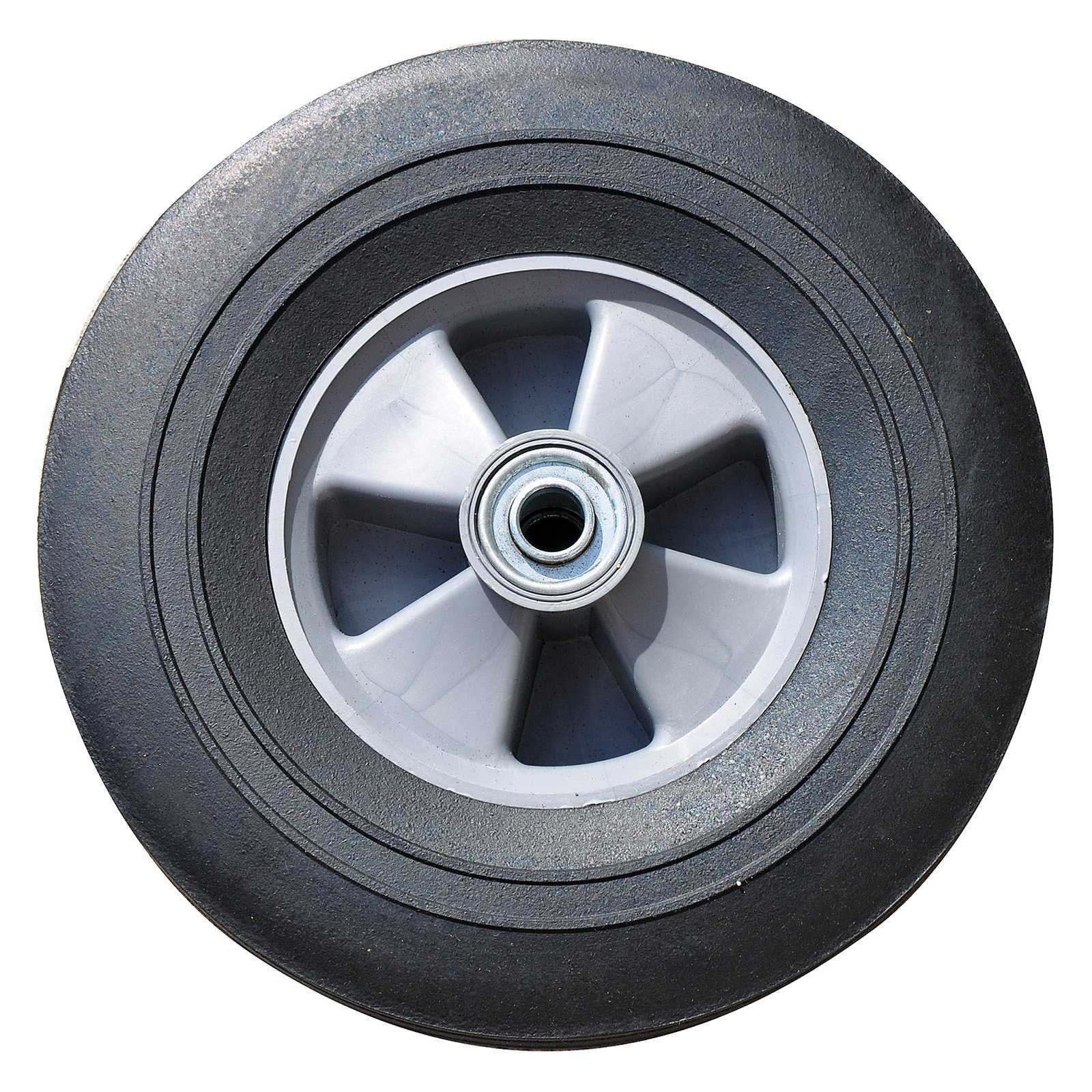 Milwaukee 10 in. Puncture Proof Wheel